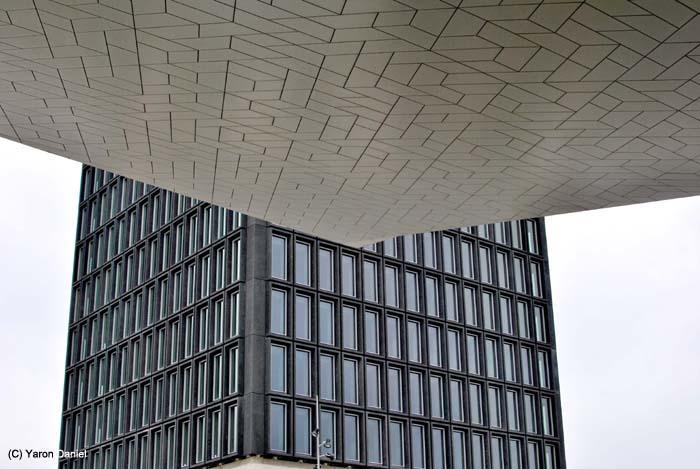 Fotoworkshop Amsterdam Architectuur Eye Gebouw