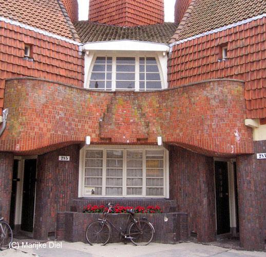 Fotoworkshop Amsterdamse School Architecuur