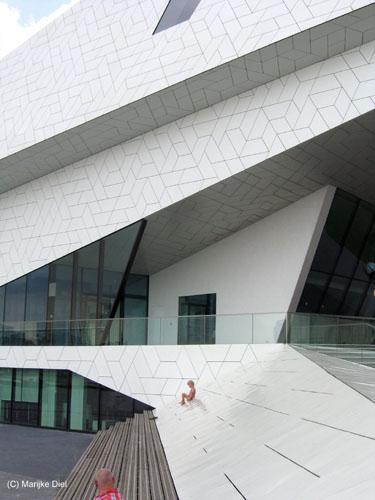Fotoworkshop Architectuur EYE Amsterdam