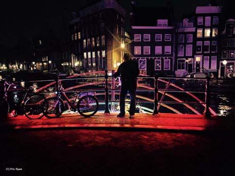 Fotoworkshop Amsterdam Light Festival Marijke Diel